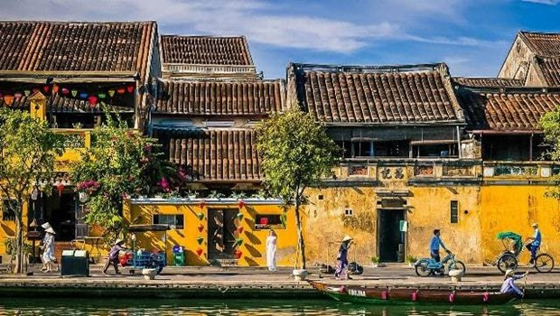Hoi An hospitality turns trapped foreign tourists into goodwill tourism ambassadors hinh anh 1
