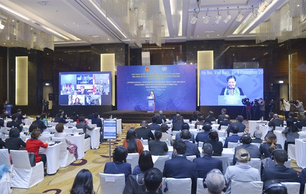Vietnam vows to best fulfil role as UNSC Presidency in April hinh anh 2
