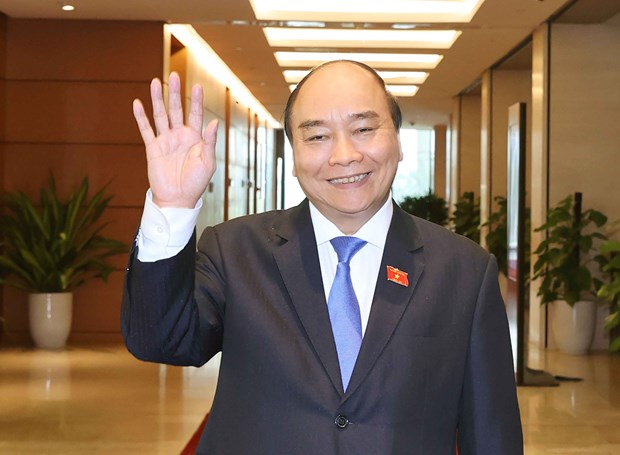 State President proposes relieving Prime Minister hinh anh 1