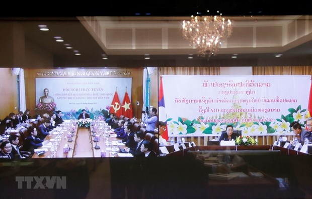 Vietnam prioritises special solidarity with Laos: official hinh anh 1