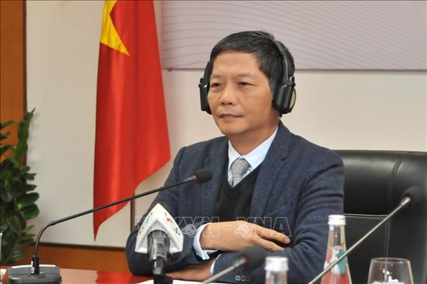 Vietnam, US target sustainable trade ties hinh anh 1