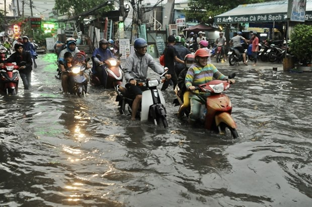 New drainage plan considers impact of climate change hinh anh 1