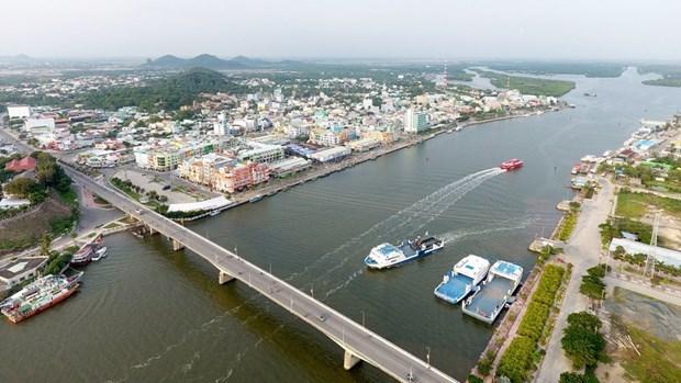 Ceremony announces establishment of new economic zone in Kien Giang hinh anh 1