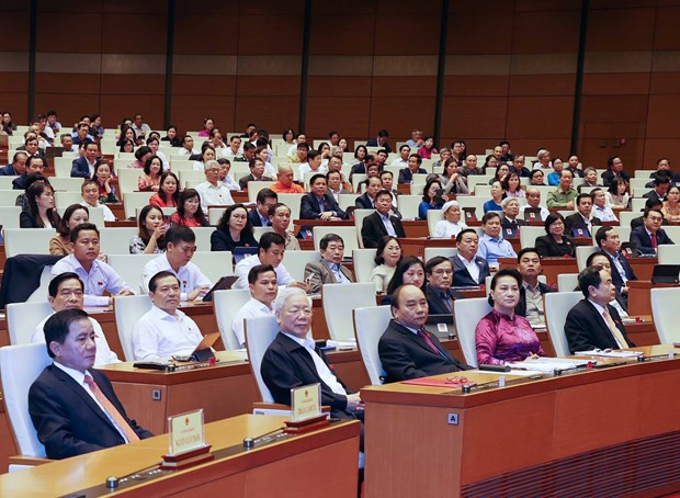 NA Standing Committee proposes relieving State President hinh anh 1