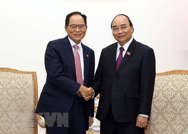 Vietnam welcomes expansion of RoK investment: PM hinh anh 1