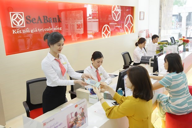 SeABank posts 2.3-fold surge in Q1 pre-tax profit hinh anh 1