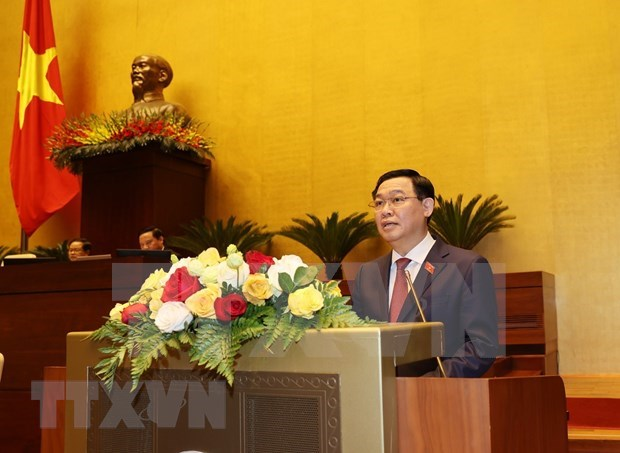 Legislators discuss State President candidancy hinh anh 1