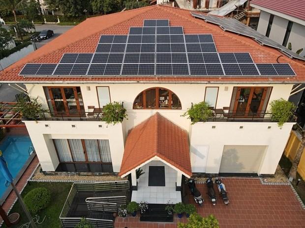 Vietnam, Sweden promote cooperation in renewable energy development hinh anh 1