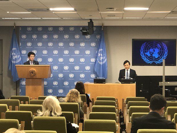 Vietnam assumes UNSC Presidency for second time in 2020-2021 tenure hinh anh 1