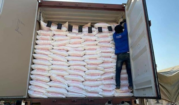 Cambodia's rice exports plummet 33 percent in Q1 hinh anh 1