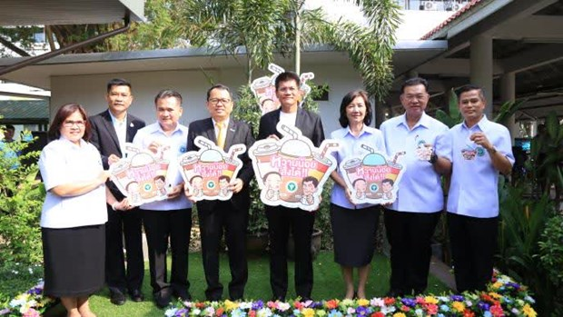 Thai Health Ministry launches second phase of eating less sweet campaign hinh anh 1