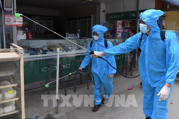 Cambodia: Informal sector workers to be prioritised in COVID-19 vaccination hinh anh 1