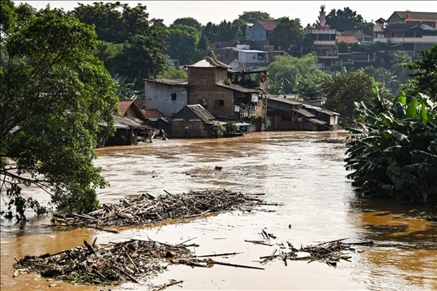 At least 23 killed by flash flood in Indonesia's easternmost province hinh anh 1
