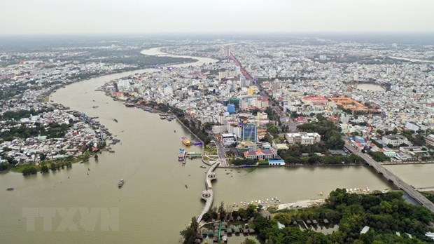 PM urges drastic measures to develop Mekong Delta hinh anh 1