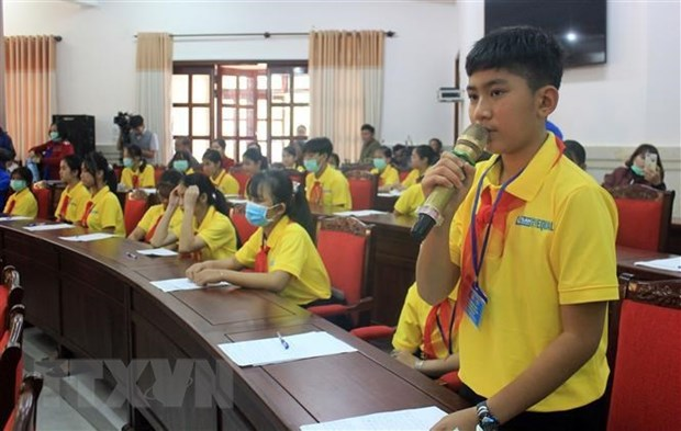 Children's Council model makes children's voices heard hinh anh 1