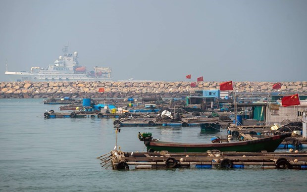 Canada opposes Chinese tension-escalating actions in East Sea hinh anh 1