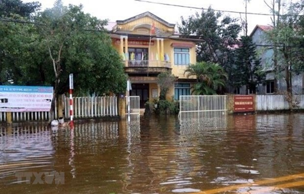 Climate resilience scheme for urban areas approved hinh anh 1