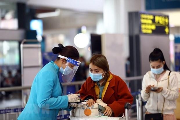 E-health declaration compulsory for all air passengers: CAAV hinh anh 1