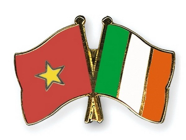 Congratulations on 25th anniversary of Vietnam-Ireland diplomatic relations hinh anh 1
