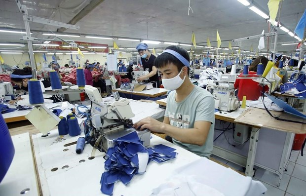 Vietnam's manufacturing sector strengthens in March hinh anh 1