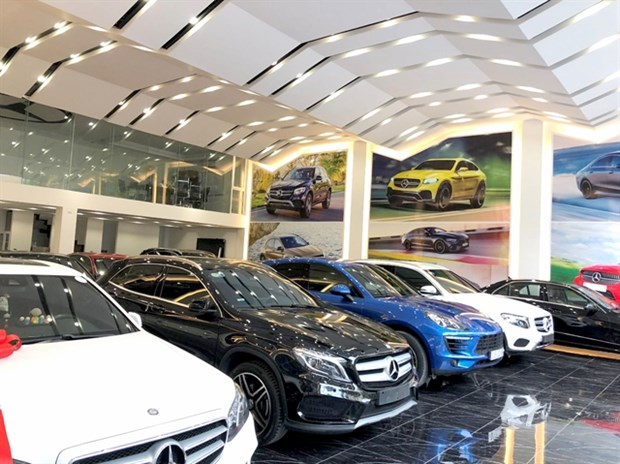 Imports of automobiles accelerate in March hinh anh 1
