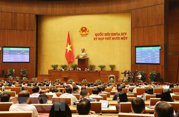 Relief of Vice State President, some NA Standing Committee members discussed hinh anh 1