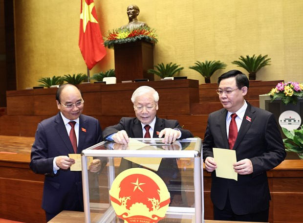 New State President, Prime Minister to be elected on April 5 hinh anh 1