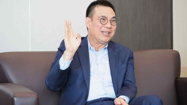 Thailand's leading industrial group considers Vietnam top priority market hinh anh 1