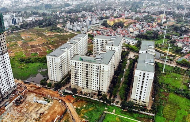 Hanoi targets over 1 bln USD from auctions of land use rights hinh anh 1