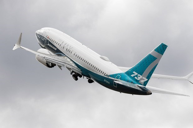 Boeing 737 Max allowed to transit through Vietnam's airspace hinh anh 1