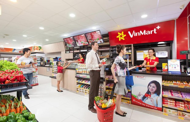 Korean conglomerate buys 16.3 percent stake in Vietnam's largest retailer hinh anh 1