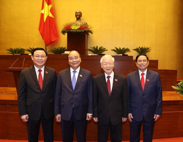 Italian media: Newly-elected leaders to drive Vietnam in rebooting efforts hinh anh 1