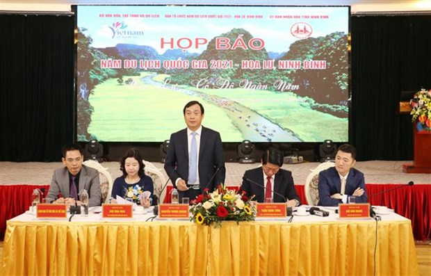 Opening ceremony of 2021 National Tourism Year slated for April 20 hinh anh 1