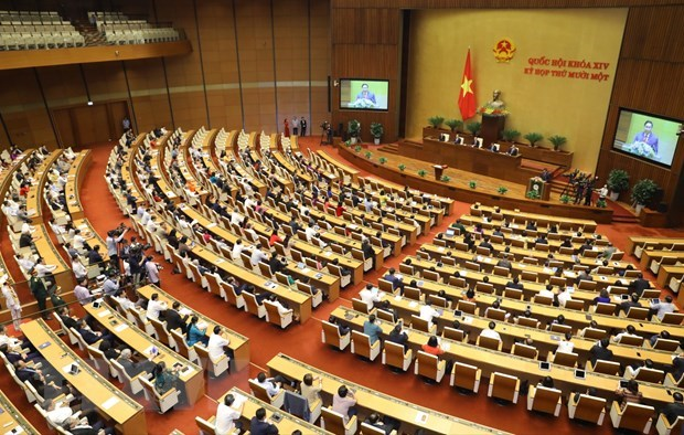 Vietnamese intellectuals in Germany have high expectations of new government hinh anh 1