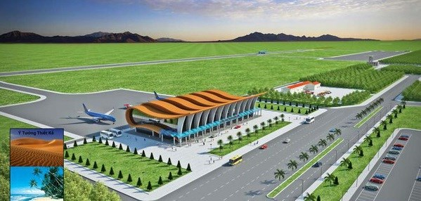 Construction on Phan Thiet Airport begins hinh anh 2