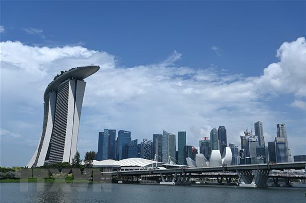 Singaporean Gov't allowed to borrow 90 bln SGD for national infrastructure hinh anh 1