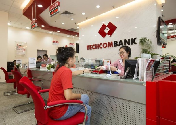 Techcombank eyes consolidated pre-tax profit of 863 million USD hinh anh 1