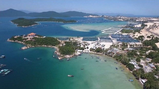 Van Phong to be developed into coastal EZ by 2025 hinh anh 1