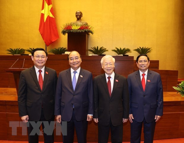 Egyptian media highly values Vietnam's new leadership hinh anh 1