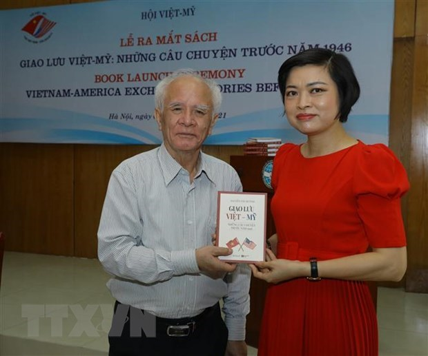 Book on Vietnam – US exchanges before 1946 debuts hinh anh 1