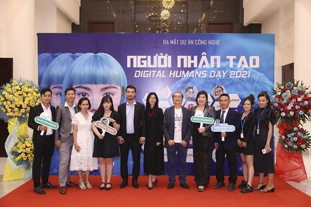 First Vietnamese digital human projects launched in HCM City hinh anh 2