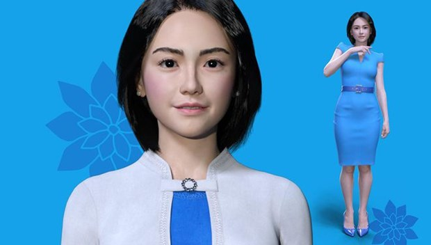 First Vietnamese digital human projects launched in HCM City hinh anh 1