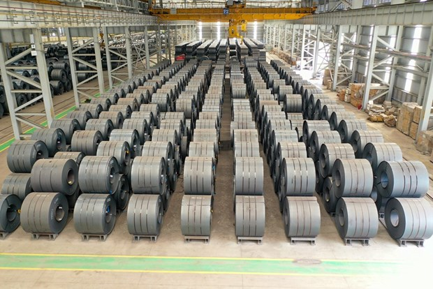 Hoa Phat Group sells over 2.16 million tonnes of steel in Q1 hinh anh 1