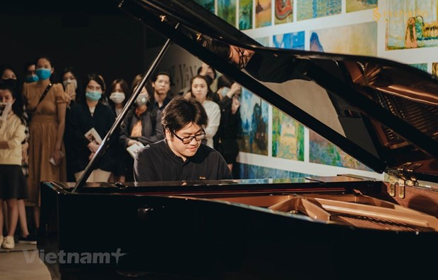 Music projects to connect Vietnamese, German artists hinh anh 1