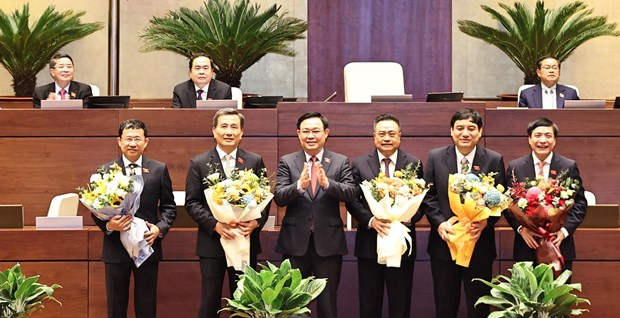 NA Committees have new Chairpersons hinh anh 1