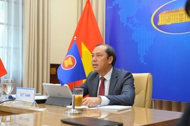 Vietnam makes proposals at ASEAN Senior Officials' Meeting hinh anh 2