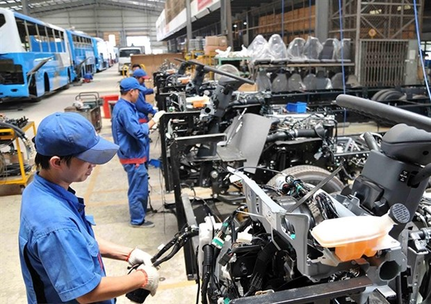 Stable supporting industries crucial to local manufacturing hinh anh 1
