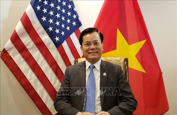 Vietnam suggests cooperation with US in COVID-19 vaccine production hinh anh 1