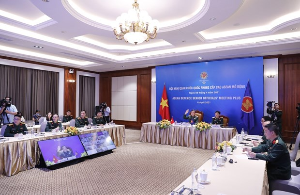 Vietnam affirms commitment to defence cooperation in ASEAN hinh anh 1