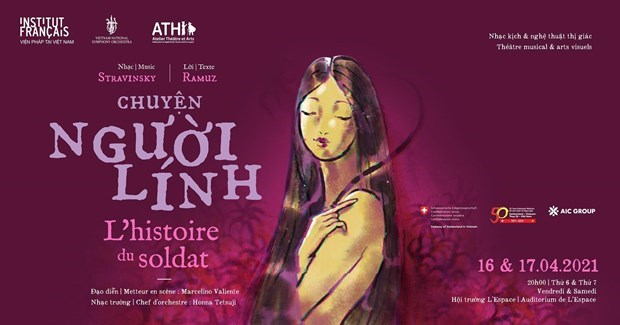 Musical to be staged next weekend to mark Vietnam-Switzerland ties hinh anh 1